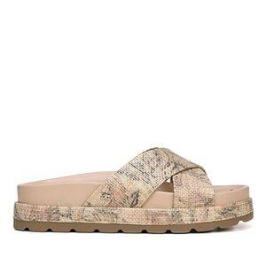 Sam Edelman Sadia Slide Sandals Neutral Sandals